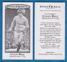 Manchester City Colin Bell England
